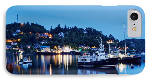 Fishing Boats Of Orban IPhone Case