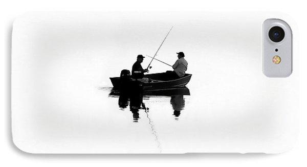 Fishing Buddies IPhone 7 Case by David Lee Thompson