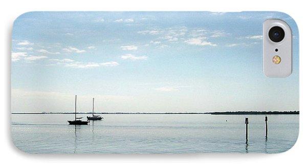 Fishing Buddies IPhone Case by Gail Kent