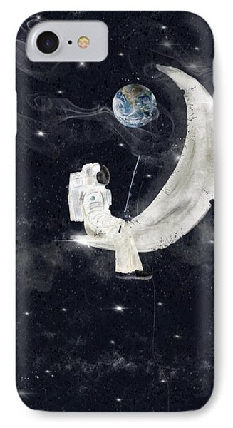 Fishing For Stars IPhone Case by Bri B