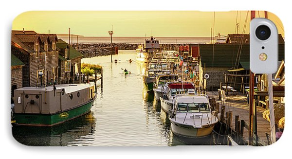 IPhone Case featuring the photograph Fishtown by Alexey Stiop