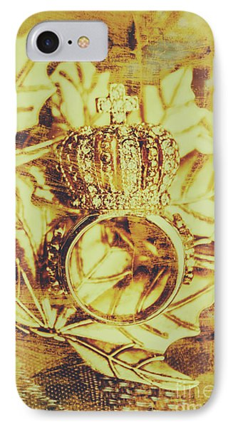 Fit For A King IPhone Case by Jorgo Photography - Wall Art Gallery