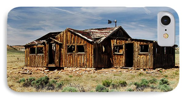 Fixer-upper IPhone Case by Kathy McClure