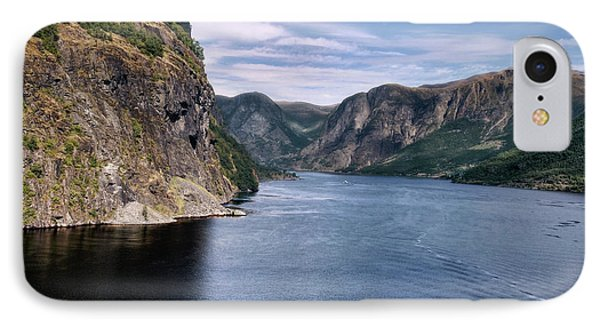 IPhone Case featuring the photograph Fjord by Jim Hill