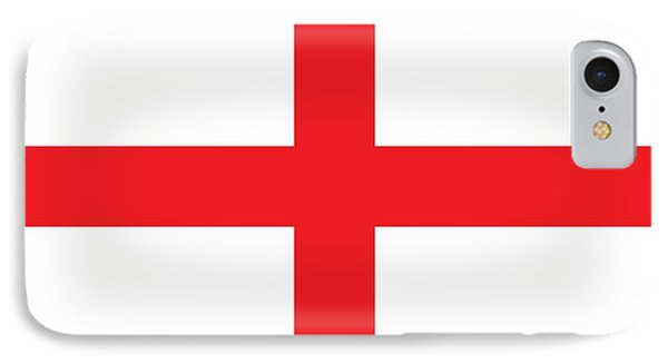 Flag Of England IPhone Case by English School