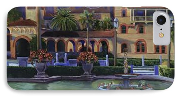 Flagler College II Phone Case by Christine Cousart