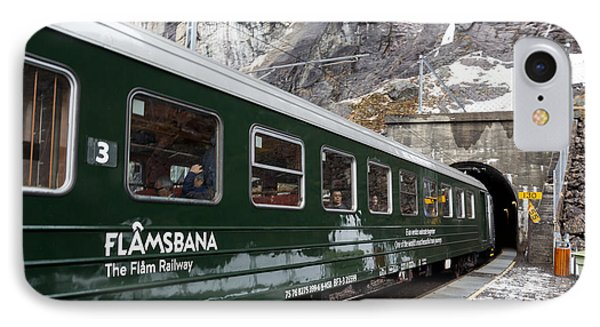 Flam Railway IPhone Case