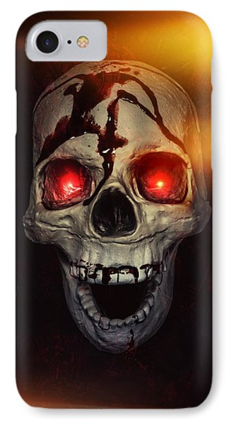 Flame Eyes IPhone Case