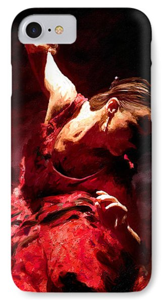 Flamenco Poise IPhone Case