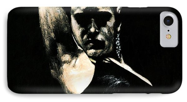 Flamenco Soul IPhone Case by Richard Young