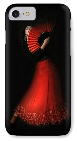 Flamenco Phone Case by Viktor Korostynski