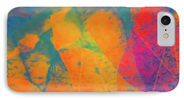 IPhone Case featuring the photograph Flaming Foliage 1 by Ari Salmela