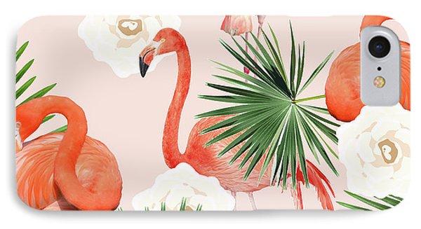 Flamingo Guava IPhone Case