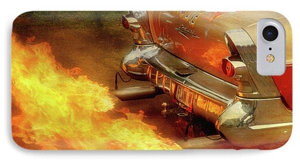 Flam'n IPhone Case by Joel Witmeyer