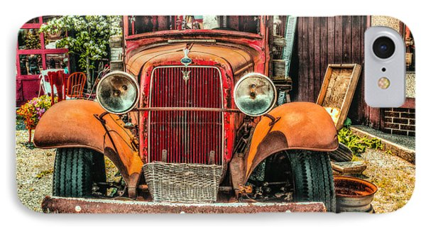 IPhone Case featuring the photograph Flat Bed Ford by Nick Zelinsky