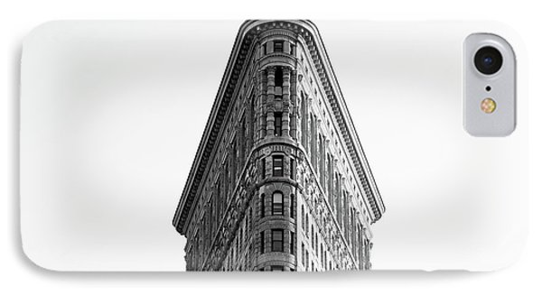 Flat Iron Building IPhone Case by MGL Meiklejohn Graphics Licensing