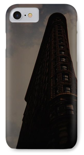 Flat Iron Building Phone Case by Rob Hans