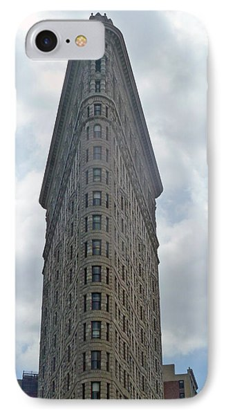 Flatiron Building IPhone Case