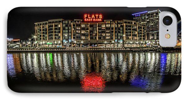 Flats East Bank IPhone Case by Brent Durken