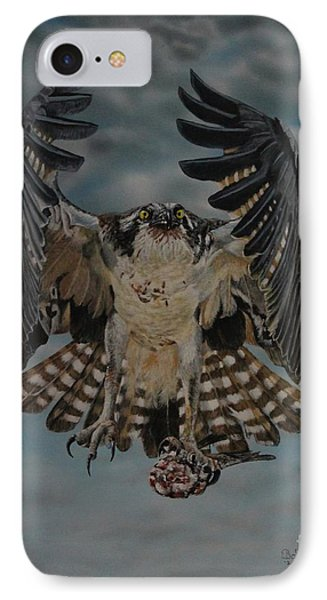 Fleck The Osprey  IPhone Case