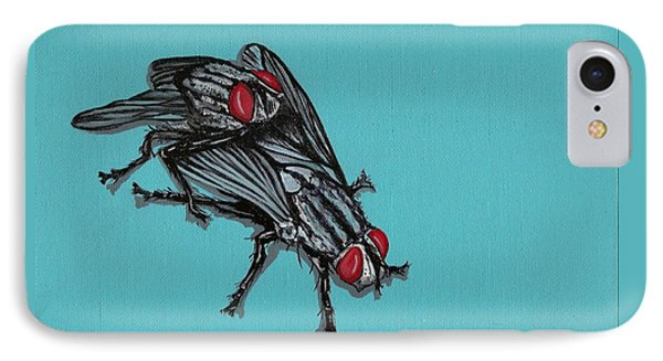 Flies IPhone Case