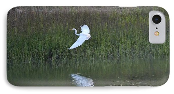 IPhone Case featuring the photograph Flight by Carol  Bradley