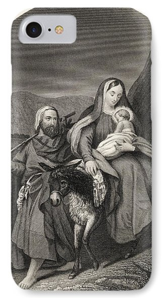 Flight Into Egypt From The National IPhone Case