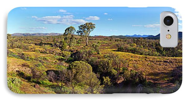 Flinders Ranges IPhone Case by Bill Robinson