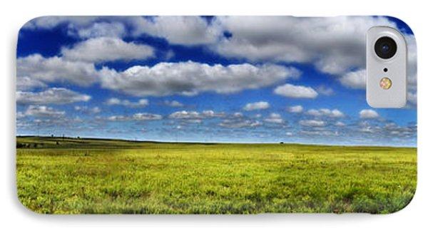 Flint Hills Panorama 1 IPhone Case