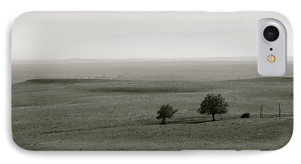Flint Hills Vistas IPhone Case by Thomas Bomstad