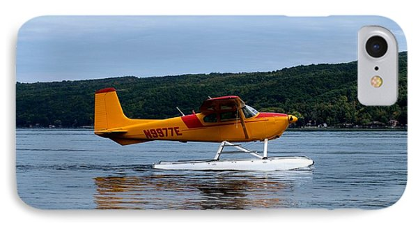 Float Plane Two Phone Case by Joshua House