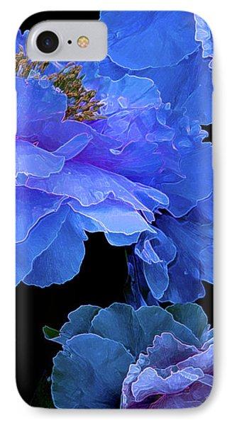 Floating Bouquet 10 IPhone Case by Lynda Lehmann