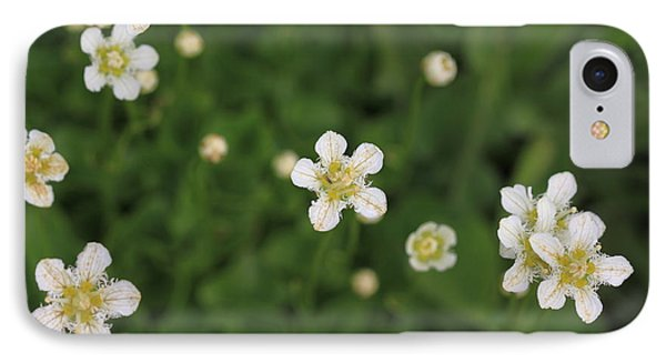 IPhone Case featuring the photograph Floating In Green by Shari Jardina