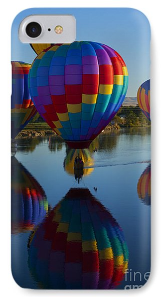 Floating Reflections IPhone Case by Mike Dawson