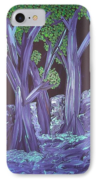 Flooded Forest IPhone Case by Joshua Redman