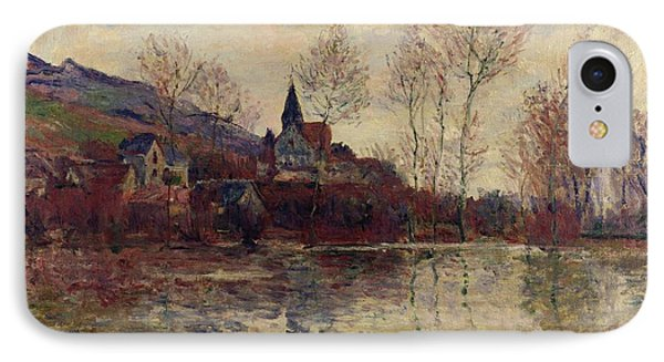Floods At Giverny IPhone Case