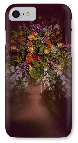 IPhone Case featuring the photograph Floral Arrangement No. 2 by Richard Cummings