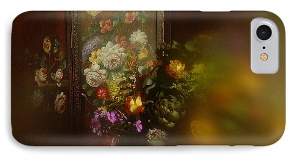 IPhone Case featuring the photograph Floral Arrangement No. 3 by Richard Cummings