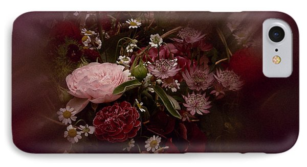 IPhone Case featuring the photograph Floral Arrangement No. 4 by Richard Cummings