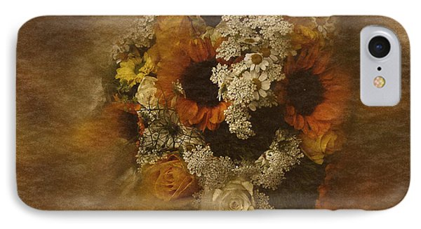 IPhone Case featuring the photograph Floral Arrangement No. 5 by Richard Cummings
