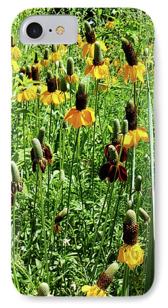 Floral Phone Case by Cynthia Powell