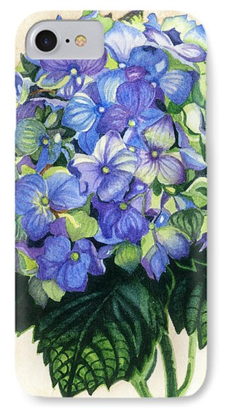IPhone Case featuring the painting Floral Favorite by Barbara Jewell