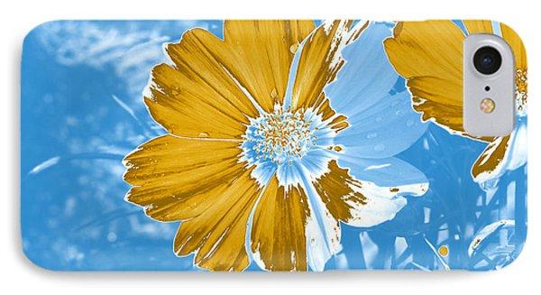 Floral Impression IPhone Case