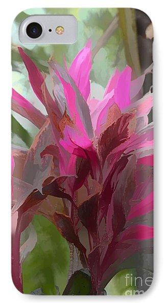 Floral Pastel Phone Case by Tom Prendergast