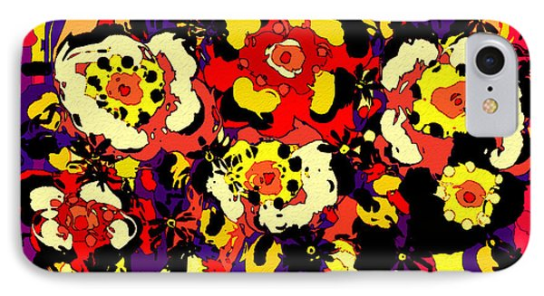Floral Splendor IPhone Case