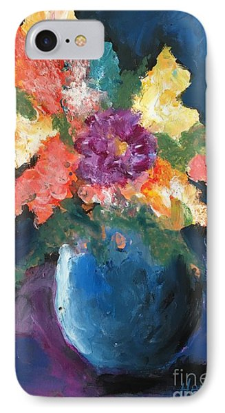 Floral Study 1 IPhone Case