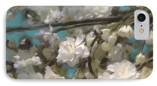 Floral01 IPhone Case