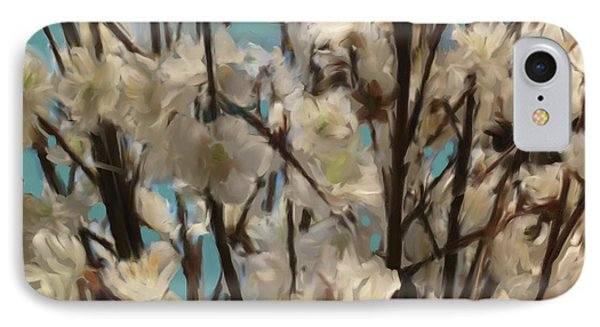 Floral02 IPhone Case
