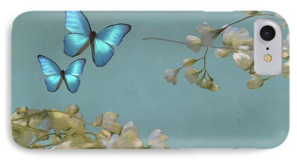 Floral04 IPhone Case