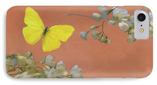 Floral06 IPhone Case